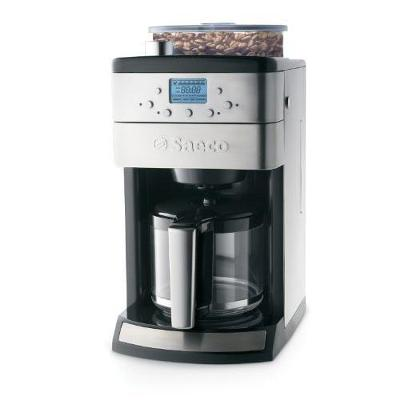Saeco Coffee Maker With Grinder