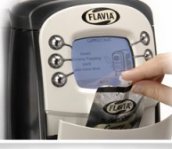 Flavia coffee machine
