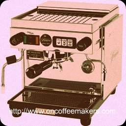 pasguini-espresso-machine