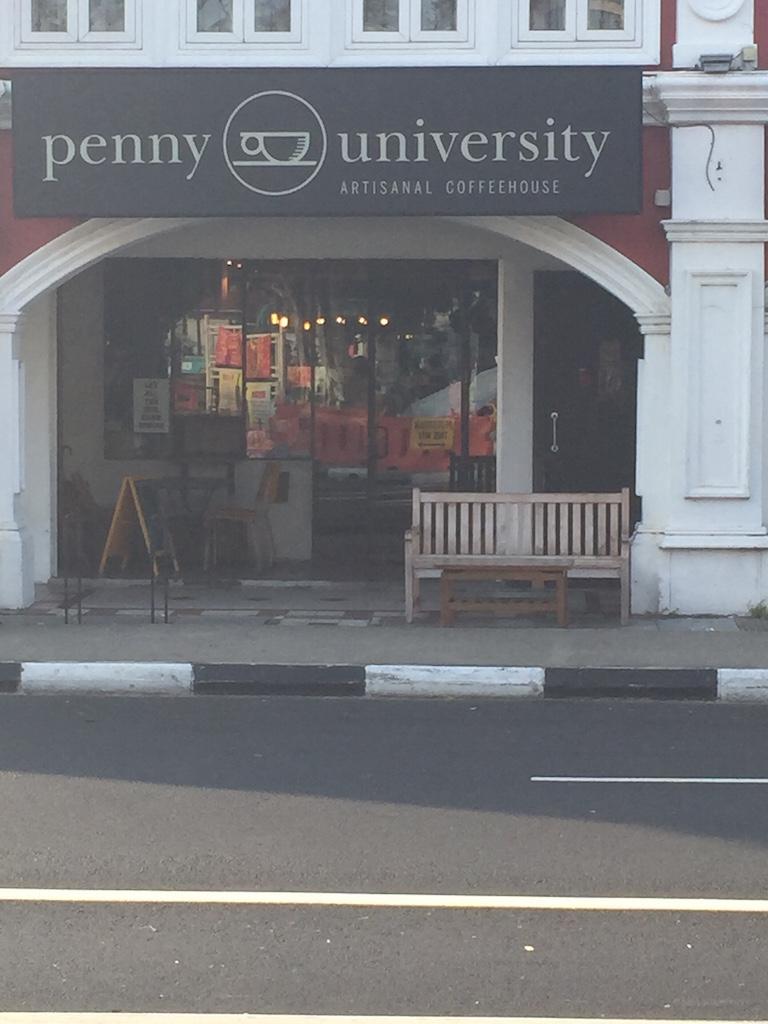 Penny University at 402 East Coast Road