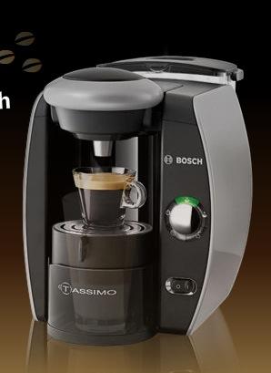 Pod Coffee Makers Heard Of One By Bosch
