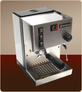 rancilio-coffee-machine