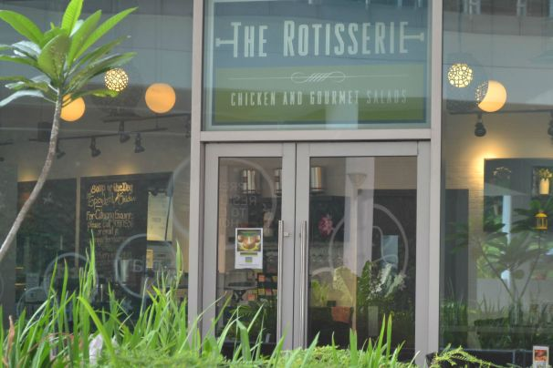 The Rotisserie in Rochester Mall