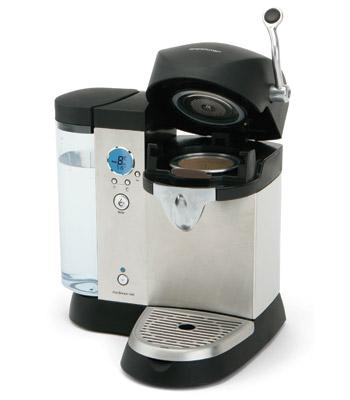 Single Cup Coffee Maker Secret