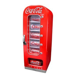 The Best Soda Vending Machine