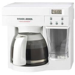 Spacemaker coffee maker | Black & Decker ODC 440 | OnCoffeeMakers.com