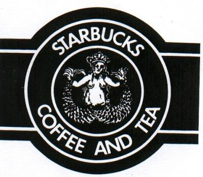 Starbucks Really Old Logo