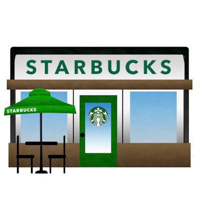 Starbucks Enoji