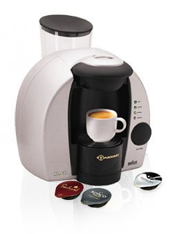 Tassimo braun coffee maker is a mean single serve brewer