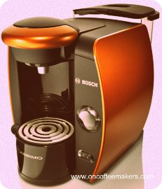 Tassimo coffee machine t40