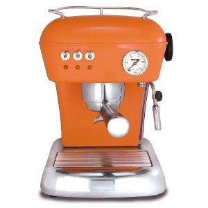 The Ascaso Dream Espresso Machine Is A Retro Style Coffee