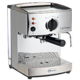 espresso machine costs