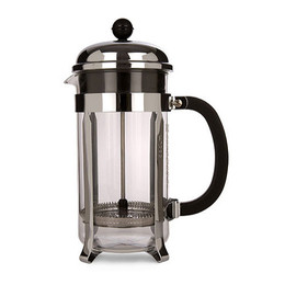 Bodum French Press Coffee Maker Instructions : The bodum chambord 1923 3 cup coffee maker is a french press type coffee maker that is very easy ...