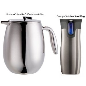 bodum columbia 8-cup coffee maker