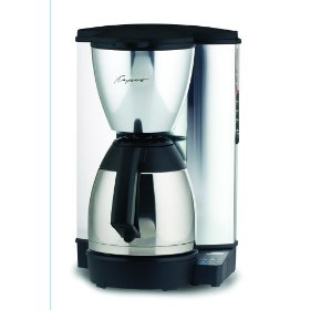 Capresso 441.05 MT-500 Plus 10-cup Coffeemaker