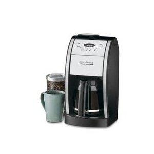 cuisinart dgb-550Bk 12 cup coffee maker
