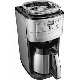 The Cuisinart Dgb900bcu Grind And Brew 12 Cup Coffee Maker