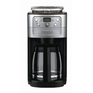 cuisinart grind & brew dgb-700 12 cup coffee maker