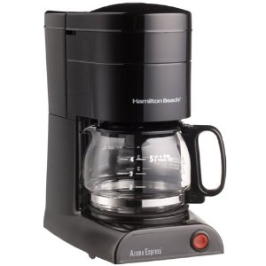 hamilton beach aroma expresso 48131 coffee maker