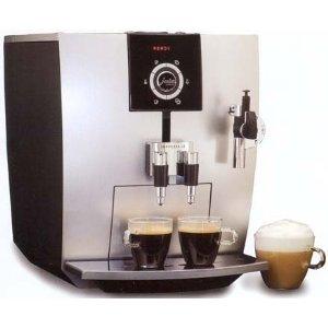 jura-capresso impressa J5 espresso machine
