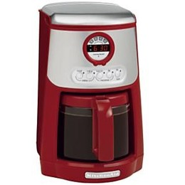 Coffee Press Better Than Coffee Maker : The kitchenaid javastudio kcm534 14-cup coffee maker makes better coffee than cuisinart