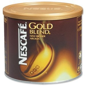 Nescafe instant coffee -Gold Blend