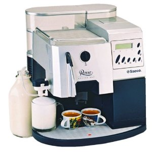 saeco royal coffee bar espresso machine & coffee maker