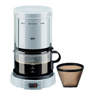 This braun 4 cup coffee maker has to be the best