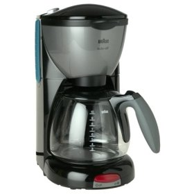 Braun Coffee Maker Directions : This braun coffee maker is a good drip coffee maker