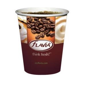 flavia coffee cup