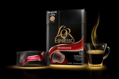 Sara Lee Nespresso Capsules