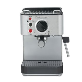 stainless steel espresso
