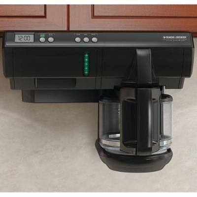 Black And Decker Spacemaker Under The Cabinet Coffee Maker