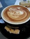 Latte Art  D'Good Cafe  Singapore