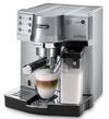 Delonghi coffee machine espresso device (Silver) - EC860.M