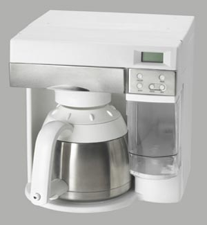under-cabinet-coffee-maker-white