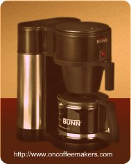 used-bunn-coffee-maker