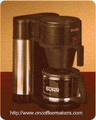 used-bunn-coffee-maker