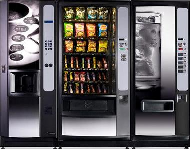 Used Vending Machines Are Up For Sale