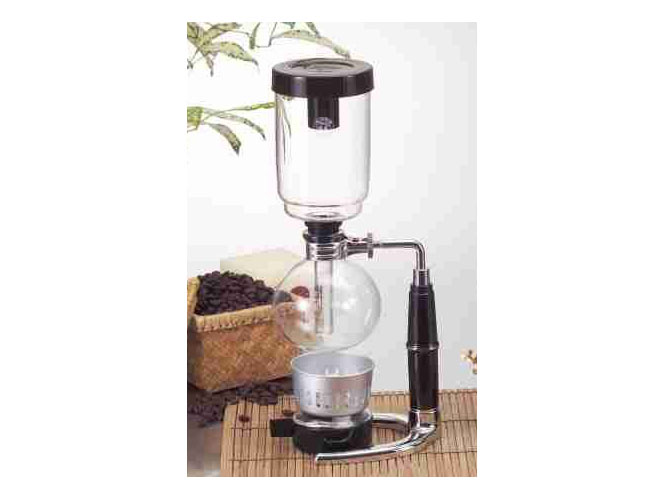 Vacuum Coffee Maker ~ Vacuum coffee machines are coming back