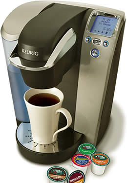 Pod Coffee Machine