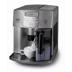 delonghi eam3500 espresso machine & coffee maker