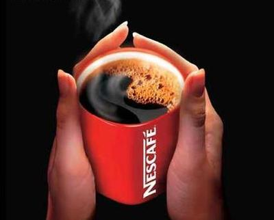 Nescafe is market leader