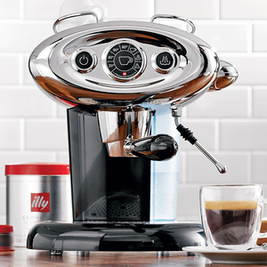 where can i find a good illy coffee machine. Black Bedroom Furniture Sets. Home Design Ideas