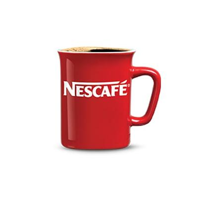 Nescafe Famous Red Mug