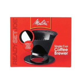 melitta perfect brew filter cone