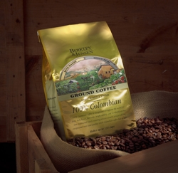 Fres-co BJ coffee Packaging