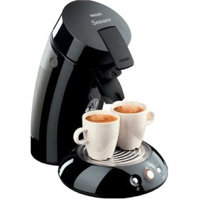 Braun Coffee Maker Single Cup : Writing for my mum -her senseo single serve coffee maker is better than Braun tassimo