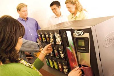 office beverage system