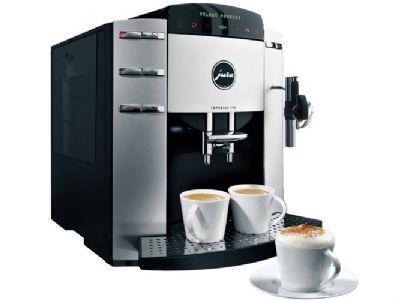 A Coffee Pot Or A JurA Impressa F90 Coffee Maker?